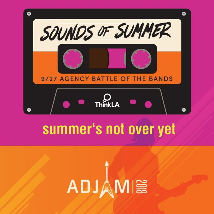 AdJam: Sounds of Summer